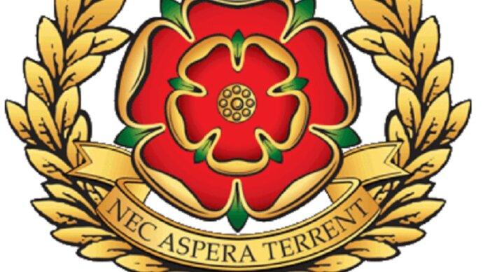 Lancashire Infantry badge